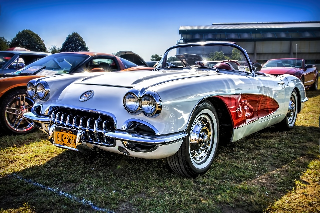 Favorite California Car Festivals in April