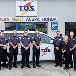 TOS Team | TOS Auto Repair Inc.