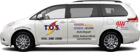 Drivetrain and Differential Service | TOS Auto Repair Inc.